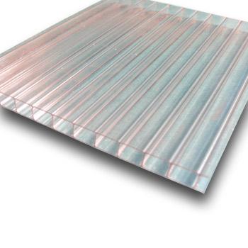 Polykarbonátová komůrková deska Makrolon 8 mm čirá (1,05x1m)