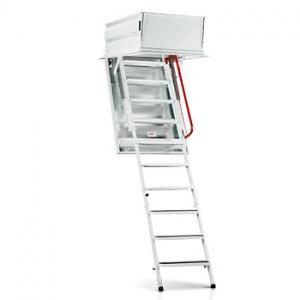Výlezové schody Wippro AZR 1 pro výtahy