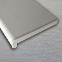 PVC parapet RS - Renolit Aluminium R12, 200mm