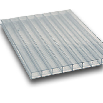 Polykarbonátová deska Makrolon 6 mm čirá 2,1x4m