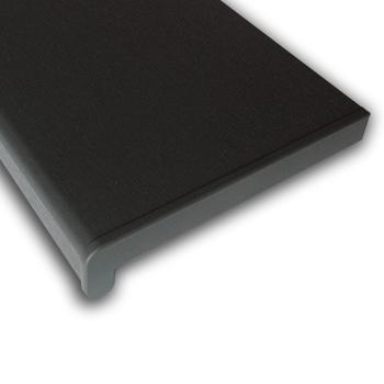 PVC parapet RS - Renolit antracit R17, 200mm