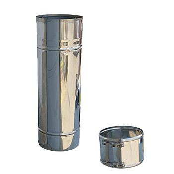 Roura 540mm + spona Complex D, izolace 50mm