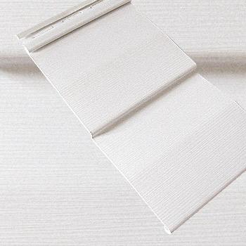 Fasádní obklad Deco Siding, SV01, 01 - bílý