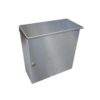 Nerezová poštovní schránka Dols, A-05