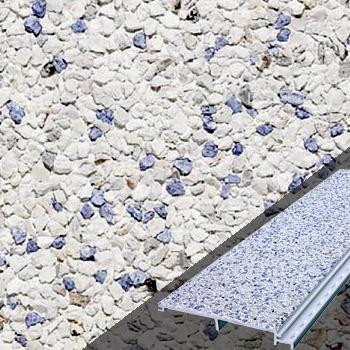 Fasádní obklad vinyStone VT138 - 6507, Aqua