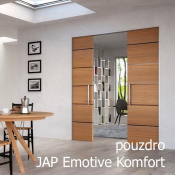 stavební pouzdro JAP 713 Emotive Komfort, 1650 mm