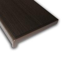 PVC parapet RS - Renolit Bahenní dub R14, 200mm