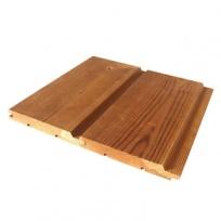 Fasádní dřevěná palubka Thermowood, UTV 19x140mm