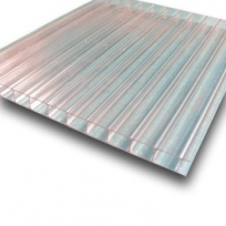 Polykarbonátová deska Exolon 8 mm čirá 1,05x3m