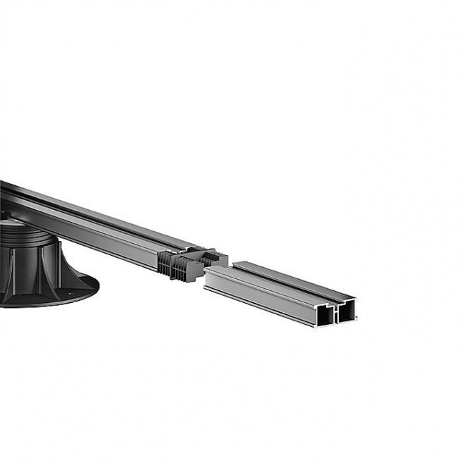 Alu Nosník 60x25mm