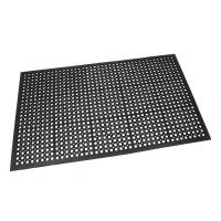 Gumová vstupní rohož s obvodovou hranou Dirt Catcher - 150 x 90 x 1,4 cm
