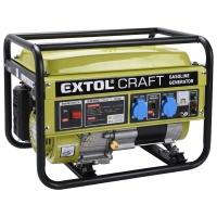 Elektrocentrála Extol 6,5HP/2,8kW (421000)