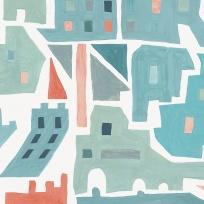 Obkladový panel Kerradeco FB300 Houses