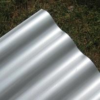 Decopol Plus, polykarbonátová vlnitá deska, opál 76/18mm