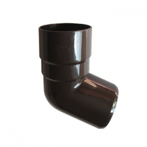 PVC koleno svodu Gamrat 67,5 st. 63-110mm