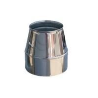 Komínové ukončení konické, izolace 25mm