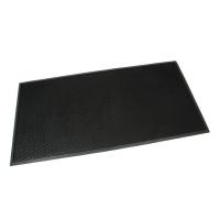 Gumová vstupní kartáčová rohož Rubber Brush - 180 x 90 x 1,2 cm