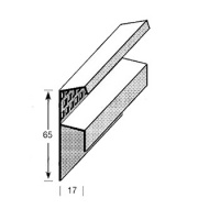 Ventilační profil Multipaneel, V5008