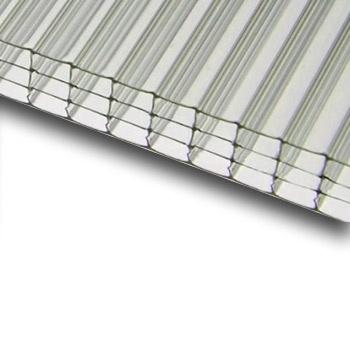 Komůrkový polykarbonát Makrolon 4/10 mm 2,1x2m, čirý