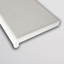 PVC parapet RS, Alfa folie - Bílý A01
