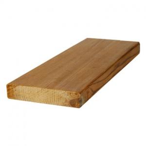 Hladké dřevěné prkno Thermowood, SHP 26x92mm