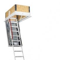 Zateplené půdní schody Wippro Isotec 200