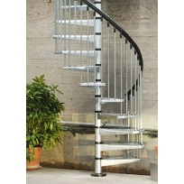 Exteriérové schodiště Arke Zink 1400mm
