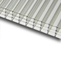 Komůrkový polykarbonát Makrolon 4/10 mm 2,1x4m, čirý