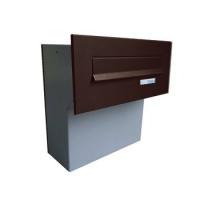 Poštovní schránka Dols, F04, do face bloku