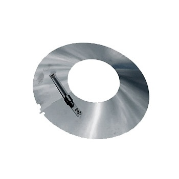 Děšťový límec RK, izolace 25mm