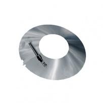 Děšťový límec E2250 RK45, izolace 25mm
