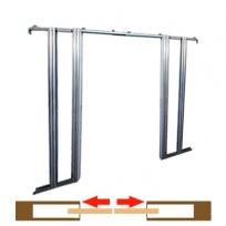 Pouzdro Scrigno Kit 1235-1635mm, pro sádrokarton