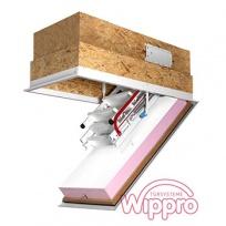 Půdní schody Wippro Klimatec 160
