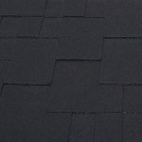 Bitumenový šindel Katepal Rocky, uhlová čerň