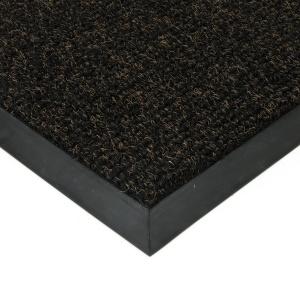Černá textilní zátěžová čistící rohož Catrine