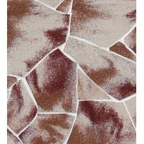 Delap, kamenný obklad, Rodos  - skála