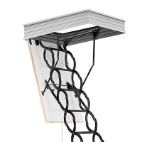 Půdní schody stahovací Flex Termo - Metal Box