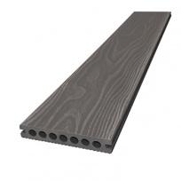 Terasová prkna 3D line Nextwood - šedá