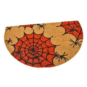 Kokosová vstupní rohož Spiders - 75 x 45 x 1,7 cm