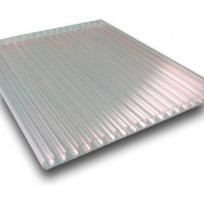 Komůrkový polykarbonát Exolon 4 mm čirý 1,05x1m