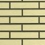 Cihelný obklad Izoflex, č. 101, světle žlutá