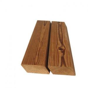 Fasádní dřevěná palubka Thermowood, SSS 26x68mm