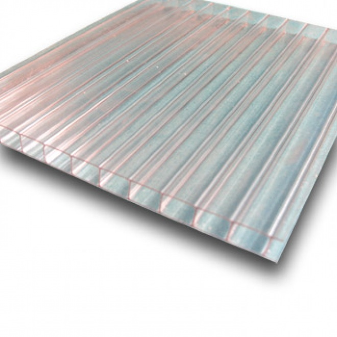 Polykarbonátová deska Exolon 8 mm čirá 2,1x7m