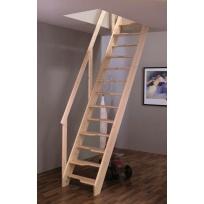 Mlynářské schody Minka Softline, 600x2800mm