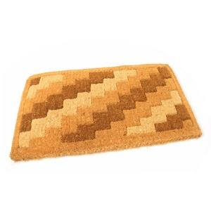 Kokosová vstupní rohož Stairs - 75 x 45 x 4,7 cm
