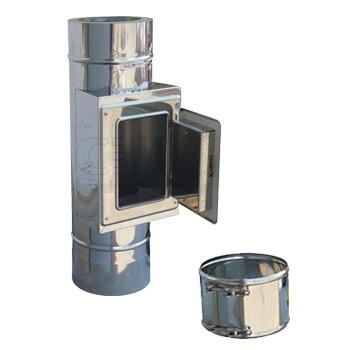 Kontrolní prvek vysokoteplotní, izolace 25mm