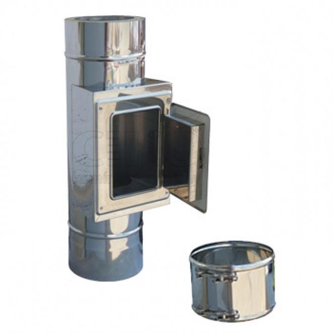 Kontrolní prvek E2250 PH, vysokoteplotní, izolace 25mm