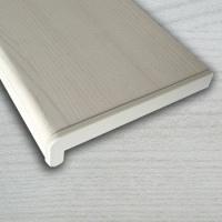 PVC parapet RS, Alfa folie - Jilm bílý A07