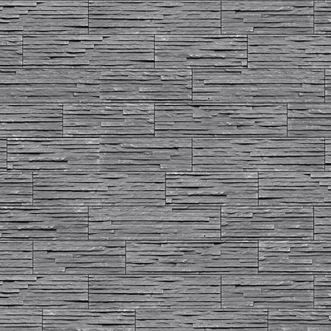 Imitace kamene Keraton® Korsika, černý
