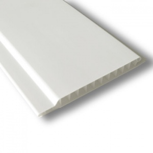 Plastové palubky Color, P100, 01 bílá